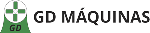 Logo GD Máquinas Itapira